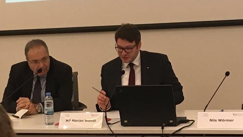 KAS-Konferenz Beirut