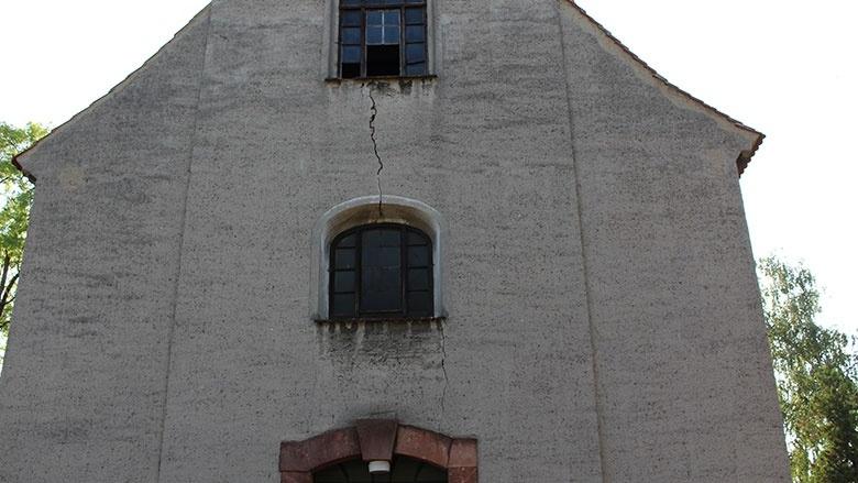 Kirche Laue Sanierung