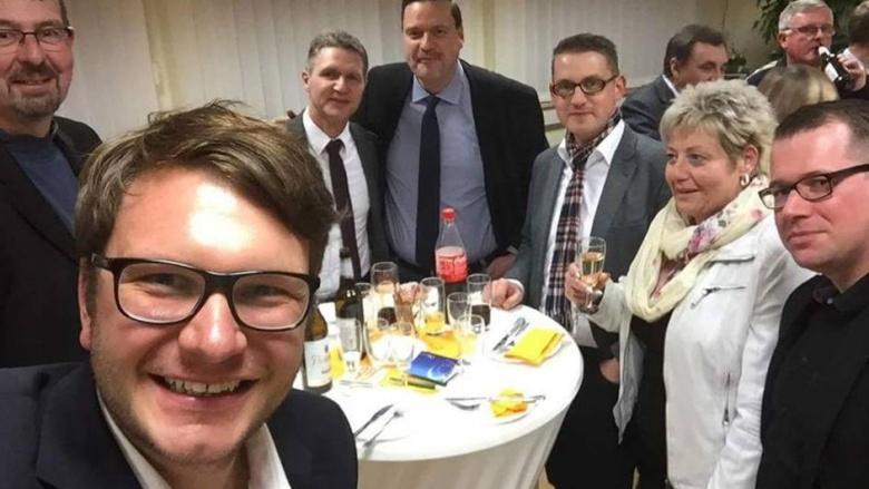Neujahrsempfang der CDU-Döbernitz