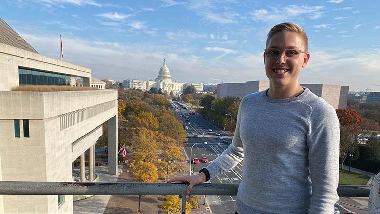 Arthur in Washington