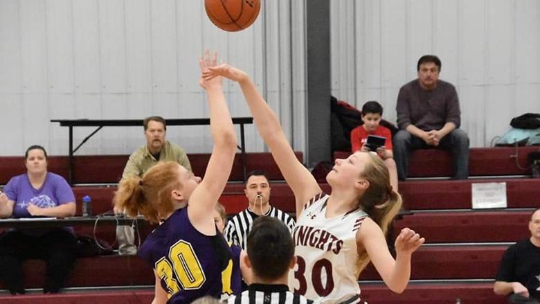 PPP Nicole Basketball