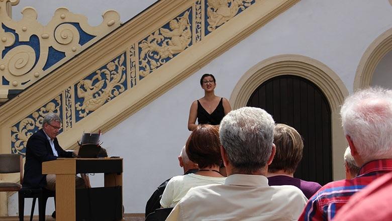 Sängerakademie Schloss Hartenfels Torgau
