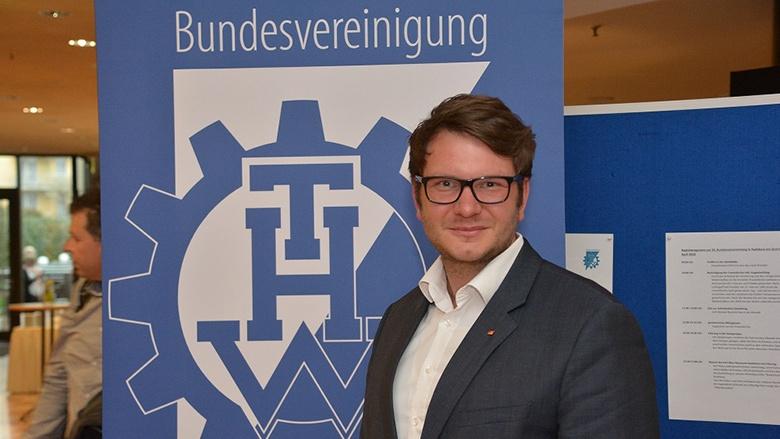 Marian Wendt Präsident THW Bundesvereinigung