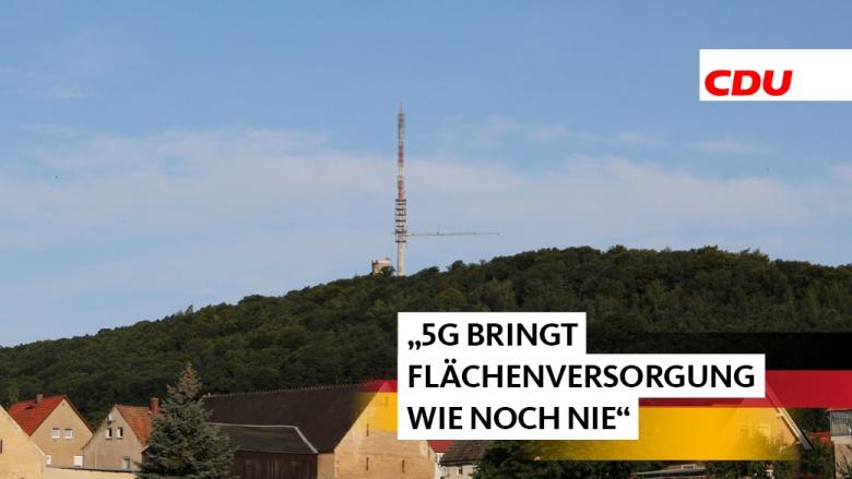 5G Mobilfunkausbau
