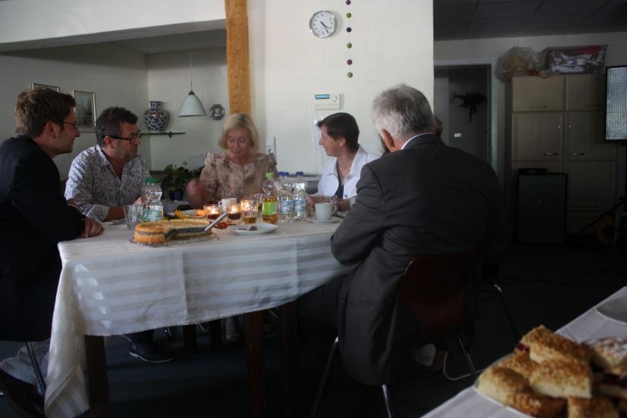 Besuch Bundesministerin Wanka