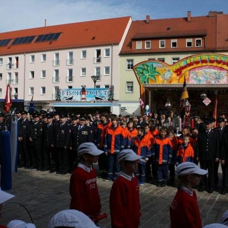 150 Jahre Feuerwehr Eilenburg