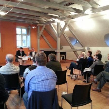 7. Dialog an der Elbe