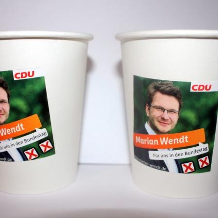 "Aktion ""Kaffeebecher"""