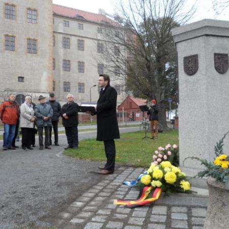 Volkstrauertag in Torgau