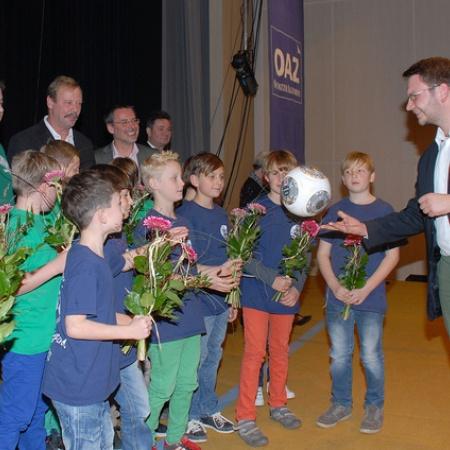 Sportlerball der Oschatzer Allgemeinen Zeitung