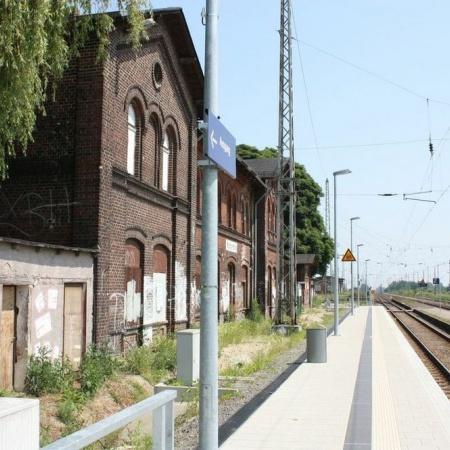 Bahnhof Mockrehna II