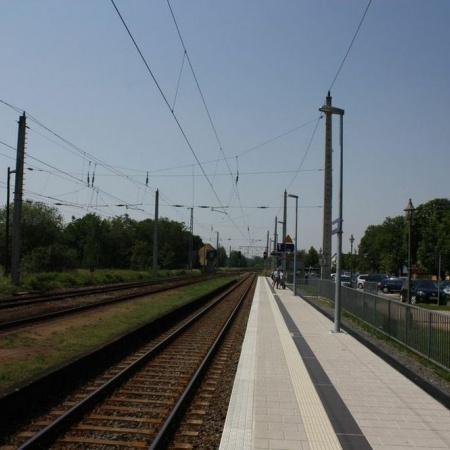 Bahnhof Mockrehna I