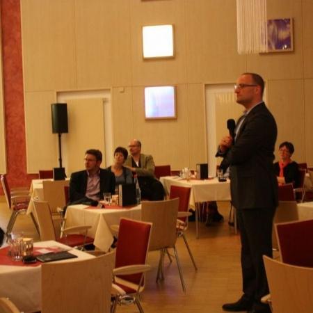 Veranstaltung mit Jens Spahn in Oschatz