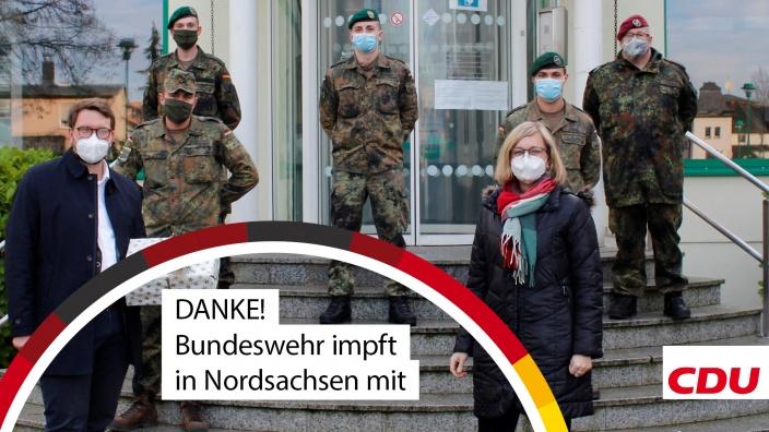 Bundeswehr Impfung Corona