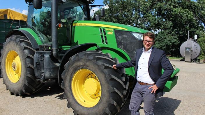 Marian Wendt Traktor