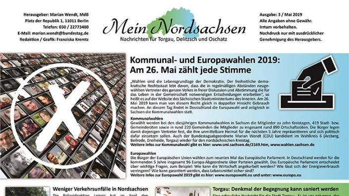 Mein Nordsachsen - Teaser 3-2019