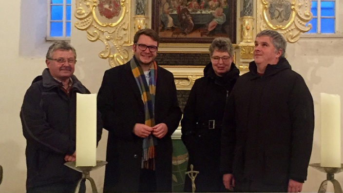 Förderung vom Bund für Orgelsanierung Krippehna