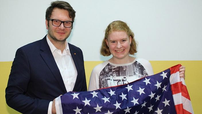 Teilnehmerin PPP Nicole Preußler