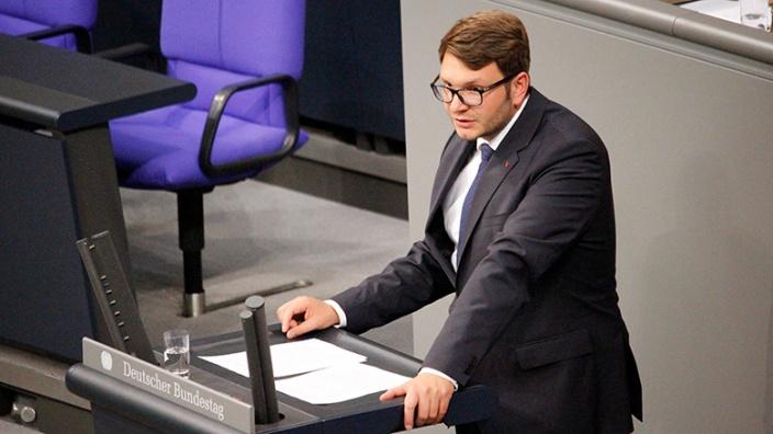 Rede Bundestag Erfassung Messerstraftaten