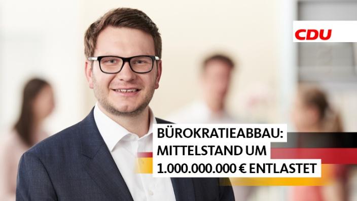 Bürokratieabbau