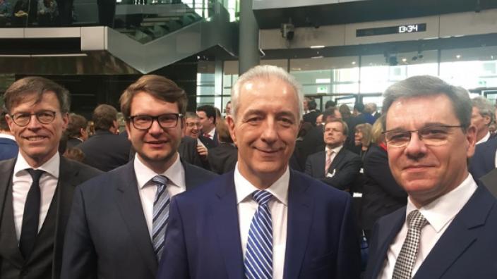 Zwei Nordsachsen in der Bundesversammlung
