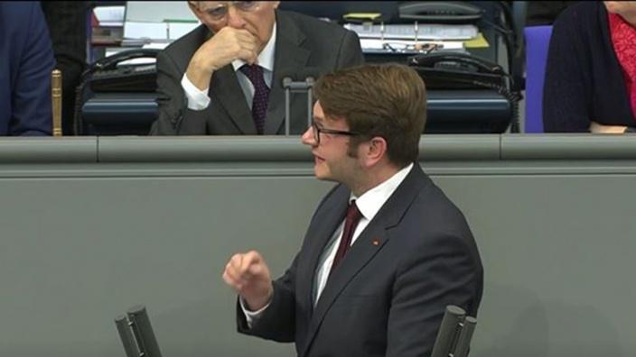 Rede Wendt Bundestag