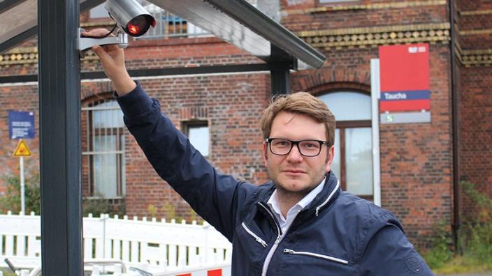 Wendt fordert Videoüberwachung an Bahnhöfen