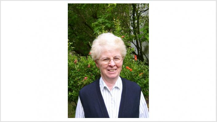 Sybille Mülller (Vorsitzende der SeniorenUnion Torgau-Oschatz)